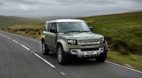 El futuro eléctrico de Land Rover pasa por un Defender de hidrógeno   Actualidad   Motor EL PAÍS