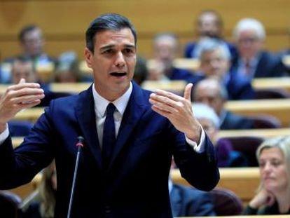 Sánchez amenaza a May con vetar el Brexit pese al último acuerdo bilateral sobre Gibraltar