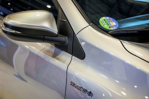 Las nuevas etiquetas de la DGT y el futuro de los coches en la ciudad   Actualidad   Motor EL PAÍS