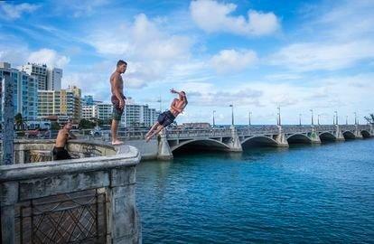 Puerto Rico, atrapado en el tiempo
