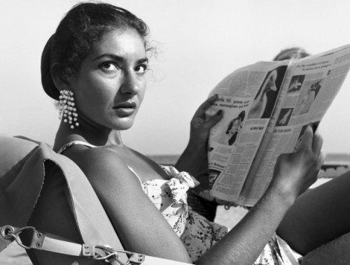 La verdadera ópera trágica de Maria Callas: «Su madre intentó prostituirla durante la ocupación nazi»