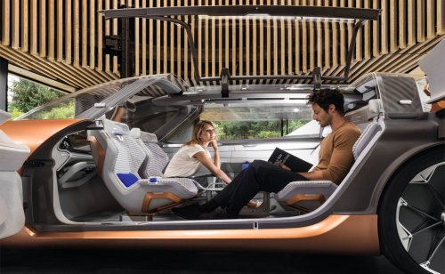 ¿Esta es la movilidad perfecta que imagina el Gobierno para 2040?