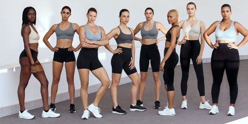 Los leggings compresivos y moldeadores de Oysho se adaptan como un guante a todos los cuerpos