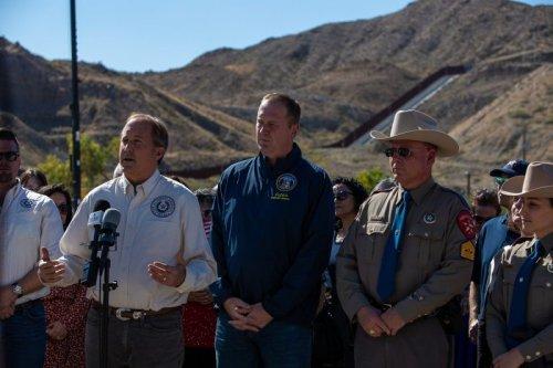 Texas and Missouri attorneys general sue Biden administration over border wall - El Paso Matters