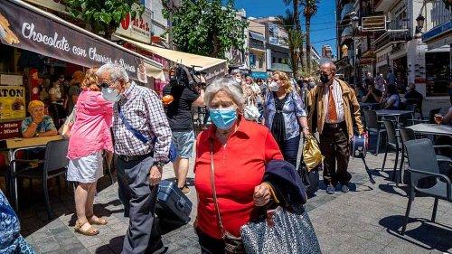 La pensión media sube a 1.033 euros en julio, el 2,2% más respecto al año pasado