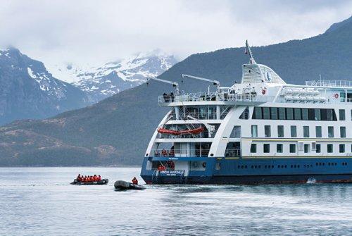 Estrecho de Magallanes, entre mares salvajes