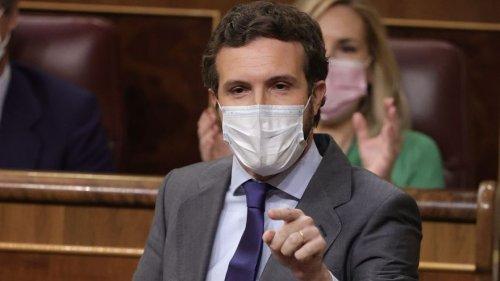 Casado anuncia que el PP recurrirá los indultos como partido y él lo hará a título personal
