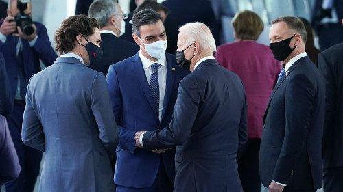 Un minuto con Biden, por Joan Tapia