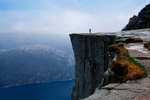 Los 10 acantilados más estremecedores (y bellos) del mundo
