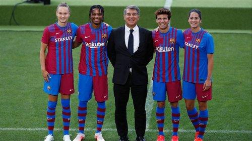 Así es la nueva camiseta del Barça para la temporada 21-22