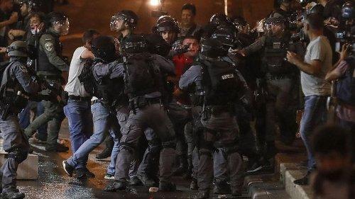 Decenas de heridos en la Explanada de las Mezquitas de Jerusalén por choques entre policía israelí y palestinos