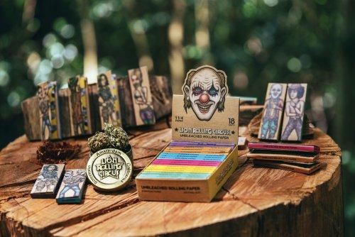 Lion Rolling Circus: la Marca Argentina Independiente que Revolucionó el Mercado de Artículos para Fumadores