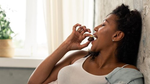 Schokolade in der Schwangerschaft: Macht sie auch jetzt glücklich?