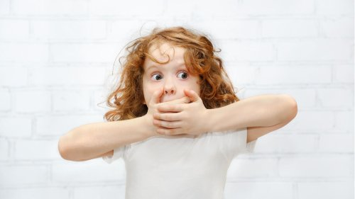 Darum können kleine Kinder noch gar nicht lügen