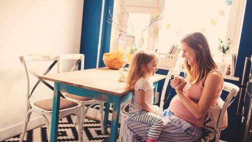 Zwischen Müdigkeit, Kleinkind und Vorfreude