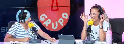 'El Grupo' (2x42): Knickers on head - EL TERRAT