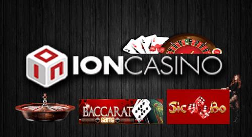 Keuntungan Bermain Agen ION Casino Online - DEPOSITSBO