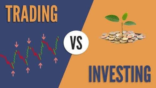 Explain Like I'm 5: Trading vs Investing - Emerald Financial