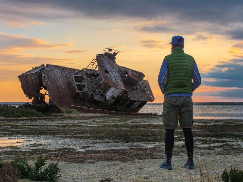 Disruptive tech offers solutions to Aral Sea crisis