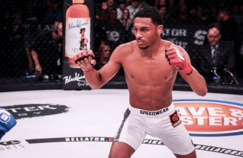 Is AJ McKee the best featherweight in the world after Bellator 263?