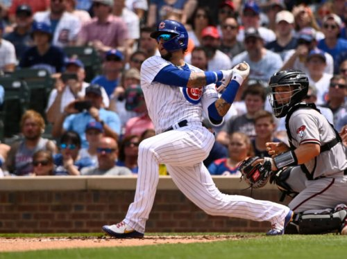 The Mets are making a playoffs push, and Javier Baez is a big reason why