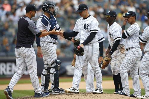 Yankees trade two major league relievers to Cincinnati in salary dump