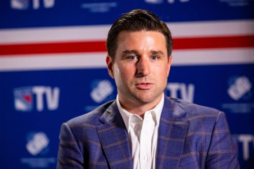 New York Rangers: GM Chris Drury breaks down team toughness, roster spots and a captain