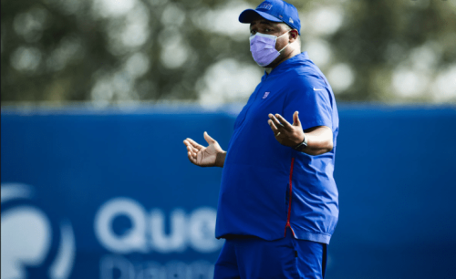 New York Giants: Patrick Graham takes blame for week 2 defensive problems