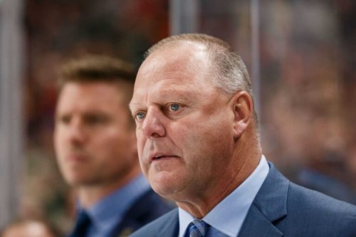 Rangers Head Coach talks about training camp, line combinations and a Captain