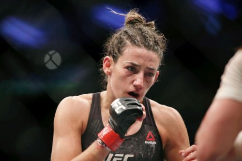 After impressive victory at UFC Vegas 26, what's next for Marina Rodriguez?