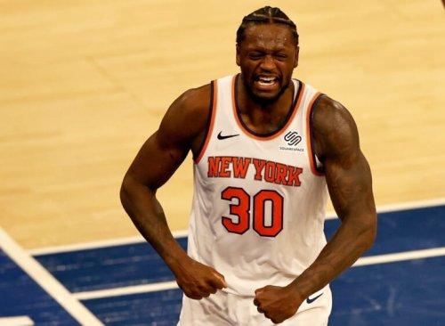 What drives Julius Randle: Winning NBA MVP and ending Knicks' title drought
