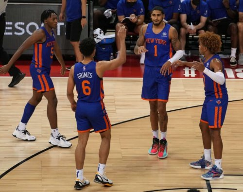 Grading the Knicks' NBA 2K22 Ratings: Are they accurate?