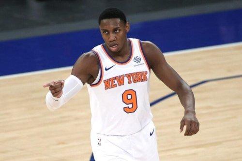 Knicks: ESPN's NBArank disrespects RJ Barrett after big sophomore season