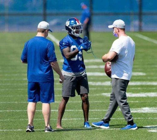 New York Giants: Who not to worry about Kadarius Toney missing OTAs