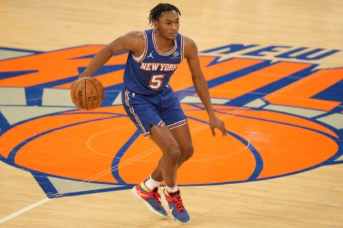 How Knicks' Immanuel Quickley became an elite free-throw shooter with a fearless mentality