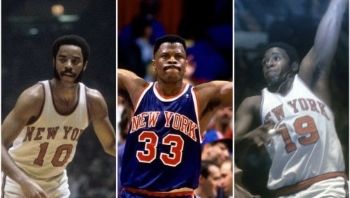 Frazier, Ewing, Reed lead Knicks greats in NBA 75th anniversary team