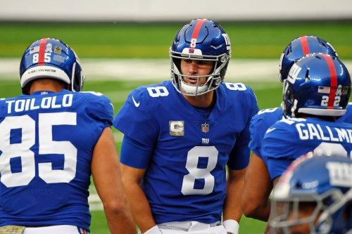 New York Giants: PFN makes bold QB claim in early 2022 mock draft