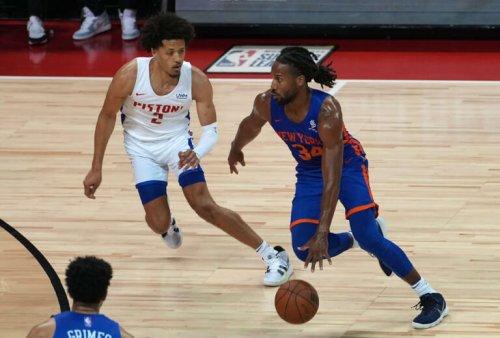 New York Knicks cover image