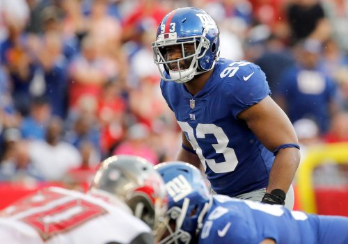 New York Jets to add former Giants LB (Report)
