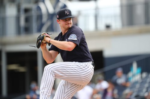 Yankees' rehabbing prospect impresses in FCL return, could he be an option for 2021?