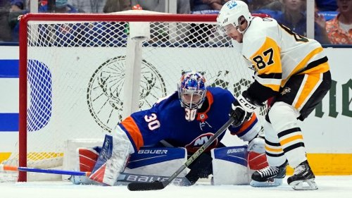 Islanders now have possible layout for Ilya Sorokin's next contract