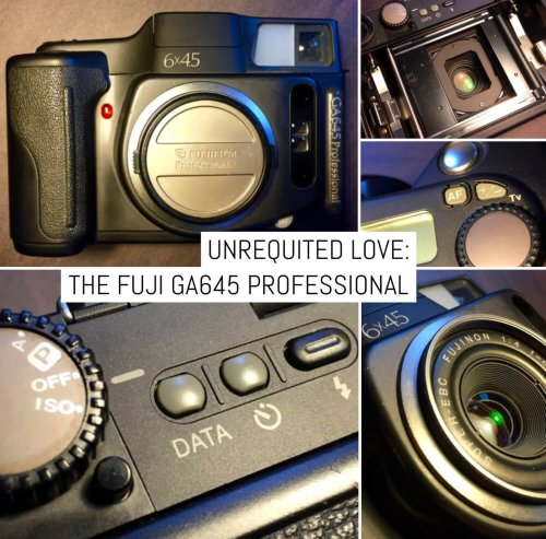Unrequited love: The Fuji GA645 Professional