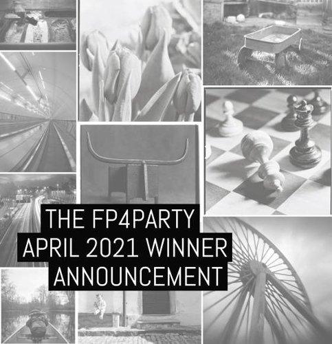 #FP4Party April 2021 winner announcement
