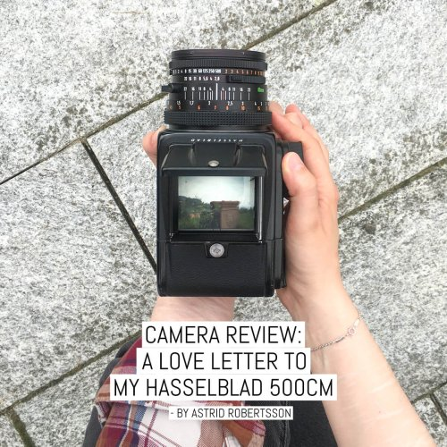 Camera review: A love letter to my Hasselblad 500CM