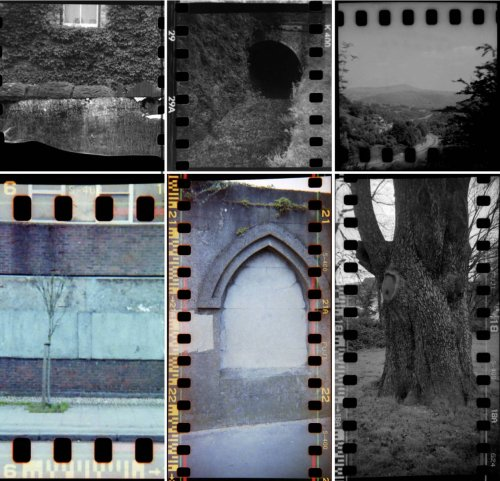 Start at the Stop: How to respool 35mm film into 127 (and 120) backing paper