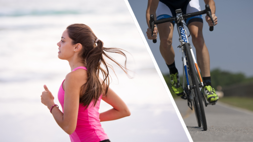 How Many Miles Biking Equals One Mile Running? – Endurance Fam