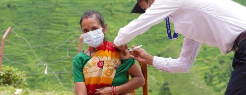 COVID vaccines: Widening inequality and millions vulnerable