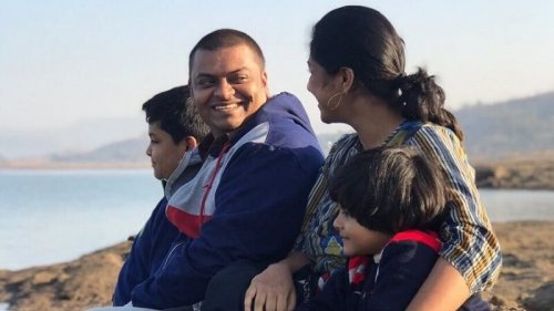 Iyer Family Gave Up Their Home, Job, And School To Live A Nomadic Lifestyle