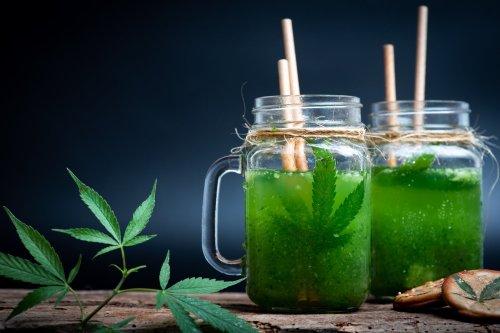 The Rise Of Marijuana Mixology