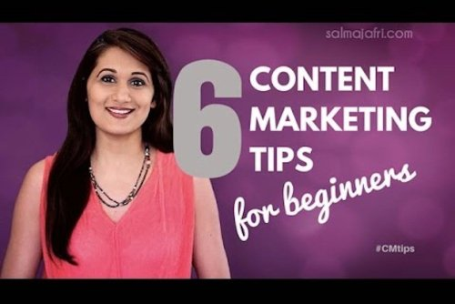 6 Content Marketing Tips for First-Timers